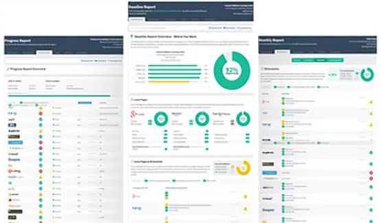 listings management dashboard