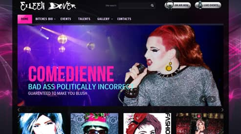 websites for comedian- DJ- and clubs boston, ma