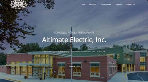 websites for electricians builders boston, ma