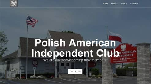 polish fuction hall website florida