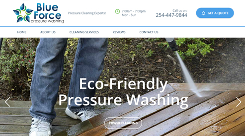 contractor power cleaning websites boston, ma