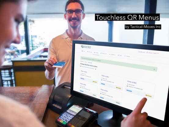 qr-code-touchless-menu-cafe-ordering boston