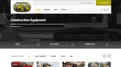 trucks dealer company websites boston, ma