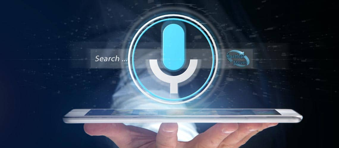 whay is voice search add to directories